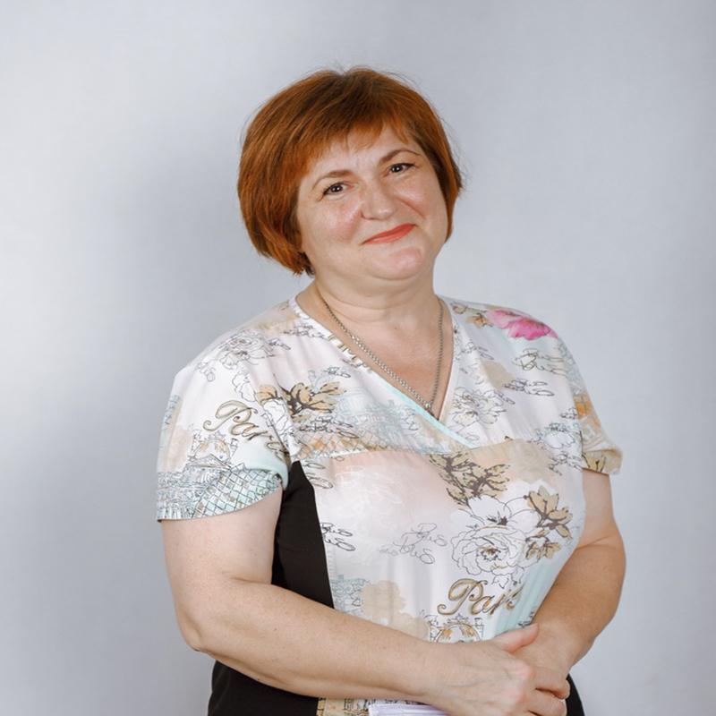 Кондрашова Луиза Станиславовна