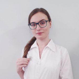 Горсткина Мария Владимировна